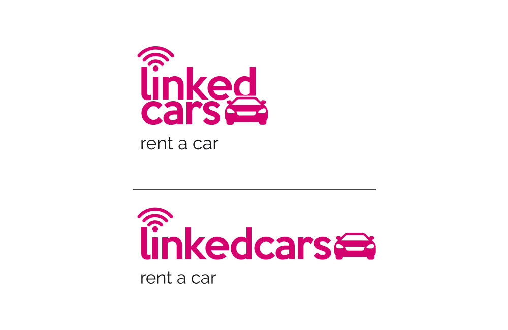 logotipo rent a car